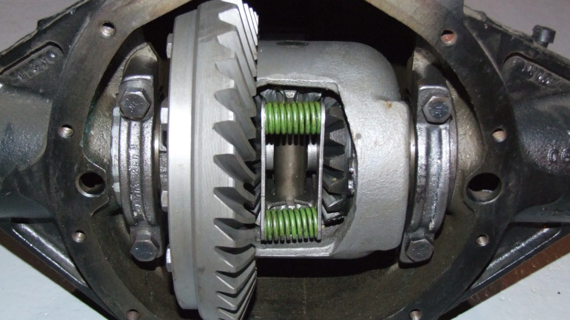 Automatic Locking Differential
